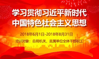 学习贯彻习近平新时代中国特色社会主义思想网络培训